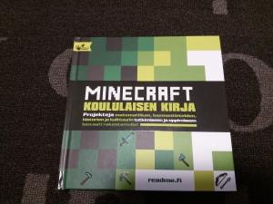 minecraftkirja